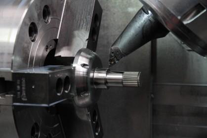 CNC draai-frezen